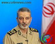پیام فرمانده کل ارتش در پی شهادت سرهنگ پزشک دکتر حامد پارسا معین