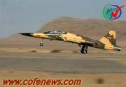 تحویل سه فروند جنگنده جدید کوثر ساخت ایران به نیروی هوایی ارتش