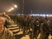 خروج بخشی از نیروهای آمریکایی از عراق
