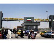 مرزهای زمینی ایران و عراق تا ۱۵ فروردین بسته است