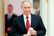 """""""ولادیمیر پوتین"""" رئیس جمهوری روسیه"""