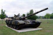 اورهال و کنسرواسیون تانکهای T-۷۲