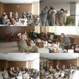 بازدید سرزده فرمانده کل ارتش از مرکز آموزش ۰۱شهدای وظیفه نزاجا