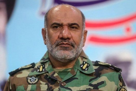 امنیت و اقتدار در مرزهای ایران اسلامی برقرار است