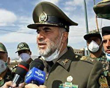 ارتش همیشه و در هرحال آماده دفاع از مرزها و کیانجمهوری اسلامی است.