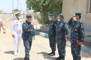 بازدید فرمانده نیروی دریایی ارتش از پایگاه دریایی پسابندر