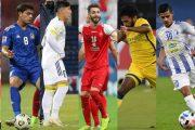 فهرست ستارگان جوان لیگ قهرمانان آسیا