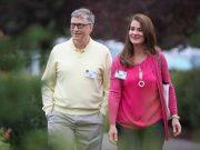 بیل گیتس از همسرش جدا شد
