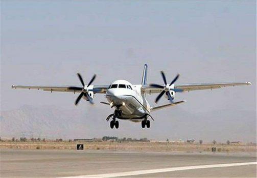 رونمایی هواپیمایی ترابری ایران ۱۴۰