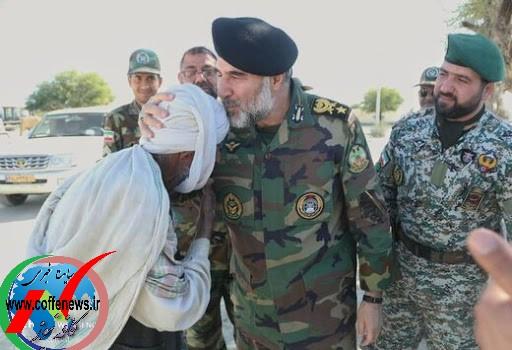 قدردانی استاندار سیستان و بلوچستان از حضور ارتش در این استان