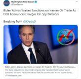 آمریکا بخشی از تحریم های تجاری ایران را لغو کرد
