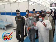 مکانات درمانی ارتش در اختیار وزارت بهداشت قرار گرفت