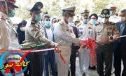 افتتاح ساختمان یاس فاطمی دانشکده پرستاری دانشگاه علوم پزشکی ارتش