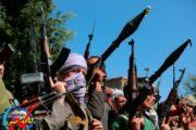 التهاب در کابل. طالبان نزدیک می شوند