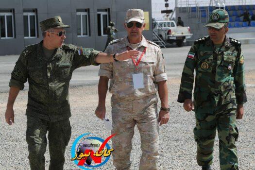 رضایت مندی تیم های شرکت کننده در مسابقات ارتشهای جهان
