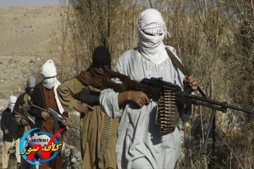 حملات موشکی آمریکا علیه طالبان