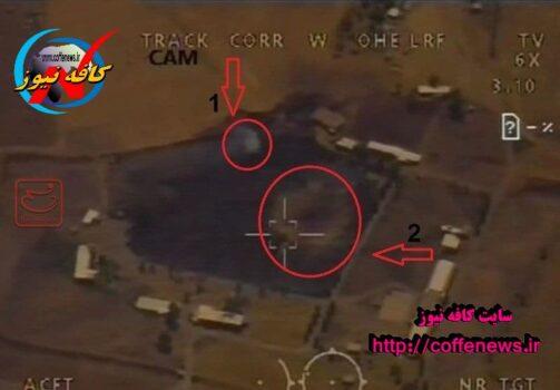 حمله سپاه با هفت موشک به مقر تروریستها در کردستان عراق