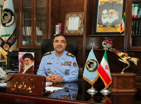 فرمانده جدید نیروی هوایی ارتش